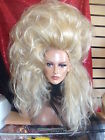 SIN CITY WIGS SIDE DO LONG STRAIGHT SOFT WAVY BIG TEASED RUNWAY HAIR FIERCE WILD