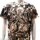 b20 Survivor T-shirt M L XL XXL Tattoo STUD Skull Indian Motorcycle Biker Rider