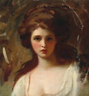 Photo/Poster - Lady Hamilton As Circe - George Romney 1734 1802
