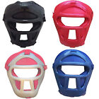 Boxing Head Guard / Halmet Head Face Protector with Visor Bar Mens,Ladies