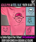 Birthday Tee shirts Horoscope Zodiac Astrological Sign Pisces Azalea PINK Gift
