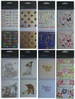 8 THANK YOU NOTES/OPEN NOTELETS & Envelopes (Small){Fixed £1 UK p&p}{TY PI}