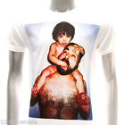 kr12 KRAFT BKK T-shirt Sz M L Tattoo Baby Streetwear Funky dgk R&B Dad Fashion