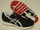 NEW Mens ASICS Rush33 T1H2N 9001 Black Red White Sneakers Shoes