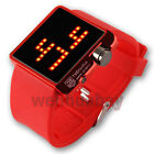 Awesome Bracelet Integrated LED Concept Watch From Hiranao Tsuboi Of 100% Design Firm   watch releases