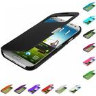 Color Wallet Magnetic Hard Pouch Case Cover for Samsung Galaxy S4 S IV i9500