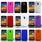 For Samsung Galaxy S II 2 S2 Epic Touch 4G Sprint Solid Color Hard Cover Case