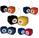 MLB Team Fuzzy Dice - Pick Team