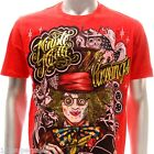 m38r Minute Mirth T-shirt Sz S M L XL Tattoo Rose Skull Joker Demon Street Magic