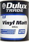 DULUX TRADE VINYL MATT - VARIOUS COLOURS AND SIZES