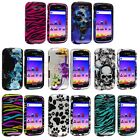 Design Hard Snap-On Case Cover for T-Mobile Samsung Galaxy S Blaze 4G T769