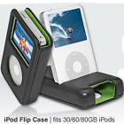 Brenthaven Leather Flip Case Cover -30GB or 60/80GB for Apple iPod Classic