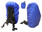 Rucksack Rain Dust Waterproof Bag Travel Back Pack Backpack Dry Cover Blue Mixed