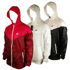 Men Nike  Windbreaker Hooded Running Jacket New