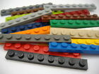 Lego Plate 1 X 8 Part No 3460 Colours & Qty Listed