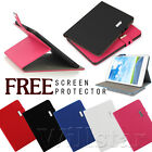 STAND LICHEE PATTERN LEATHER FLIP CASE COVER FOR APPLE IPAD MINI +SCREEN GUARD