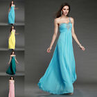 Sexy Long Mermaid Party Formal Evening Ball Prom Cocktail Dresses Wedding Gown