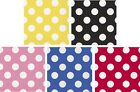 Spotty Napkins - Various Colours - Serviettes  Tableware