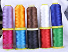 U PICK 1000 yards Bonded Nylon SEWING Thread beads Cord String