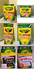 Build Your Own Custom Back to School Supplies Set Crayola Crayons Markers Glue
