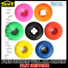Ricta Natural Seconds Coloured 2nds Skateboard Wheels Orange/Red/Blue/Black etc