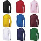 Free PnP Rhino Boys Long Sleeve Thermal Underwear Base Layer Vest Top 16 Colours