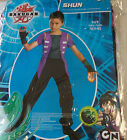Bakugan Shun Child Costume S M L NIP