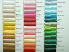 SATIN POLYESTER FABRIC CHOICE OF COLOR FROM CHART 1 YD BRIDAL, FORMAL, COSTUME