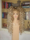 SIN CITY WIGS! SWEET LONG PIGTAILS DOUBLE WIG LOVELY SOFT CURLS PICK A COLOR!