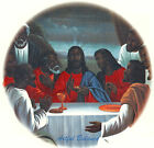 Ceramic Decals African American JESUS Last Supper Religious