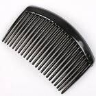 10/50pcs Wholesale Balck & White Plastic Tuck Comb Hair Pin Clip Charms Findings