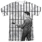 Elvis Presley Whole Cell Big Print Sublimation Licensed Adult T Shirt