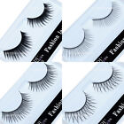Fashion 10 Pairs Self-adhensive Handmade Natural Fake False Eyelashes Eye Lashes