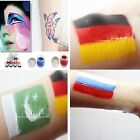 New Brand Makeup Professional Face Paint & Flag  Body Party Painting Non-toxic