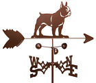 SWEN Products FRENCH BULLDOG DOG Steel Weathervane