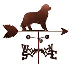 SWEN Products NEWFOUNDLAND DOG Steel Weathervane