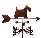 SWEN Products SCOTTISH TERRIER DOG Steel Weathervane