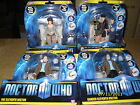 Doctor Who Flesh Mask Figures Series 6 - Idris, Eleventh Doctor , Uncle, Ganger