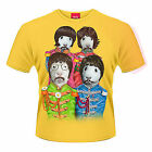 PETS ROCK The Fab Four The Beatles Sgt. Peppers Lonely Heartsclub Band T-SHIRT