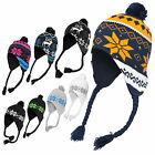 URBAN CLASSICS   NORWEGER BEANIE MÜTZE STRICK LONG WINTER SNOWBOARD SKI BOMMEL