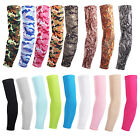 1pair New Cycling Bike Bicycle Arm Warmers Cuff Sleeve Cover UV Sun Protection