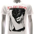 ASIA SIZE S M L XL Joy Division T-shirt English Band Live Concert White Many