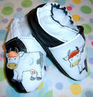 moxies handmade leather shoes cow design you pick size chaussons motif vache