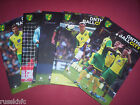 2013/14 NORWICH HOME PROGRAMMES CHOOSE FROM