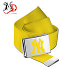 MASTER DIS NEW YORK YANKEES FABRIC WOMEN BELT