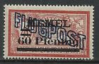 Memel 1921 MI 40 signed PetersenBPP  MNH  VF