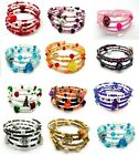 Memory Wire Bracelet Jewellery Making Kits With Instructions BUY 4 GET 5th FREE