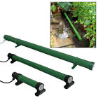 ELECTRIC TUBULAR GREENHOUSE TUBE HEATER GARAGE SHED KENNEL CONSERVATORY IP55