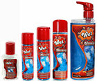 Wet Warming Gel Water Based Personal Massage Sex Lube Lubricant - Choose Size
