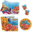 FINDING NEMO (DISNEY PIXAR) PARTY RANGE (Tableware/Balloons)